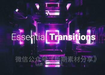 PR/AE工程文件 1400+组视频转场特效素材下载 Transitions282